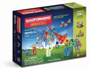 Magformers Brain Up 192 elementy,