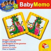 BABY MEMO Smoki i gnomy,