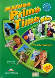 Matura Prime Time Plus Pre-intermediate Student's Book,