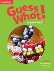 Guess What!  3 Student's Book, Reed Susannah, Bentley Kay
