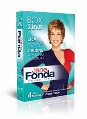 Jane Fonda Box 2 DVD,