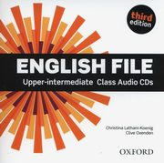 English File Upper-Intermediate Class Audio 5CD,