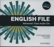 English File Advanced CIass Audio CDs, Latham-Koenig Christina, Oxenden Clive, Lambert Jerry
