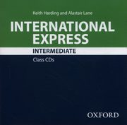 International Express Intermediate Class CDs, Harding Keith, Lane Alastair