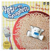 Yeti in my spaghetii,