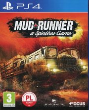 PS4 Spintires MUD Runner,