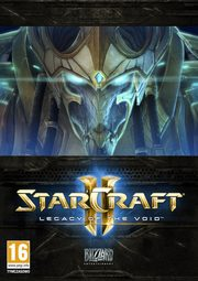 Starcraft 2 Legacy of the Void PC,