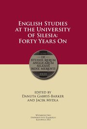 English Studies at the University of Silesia - 13 Diaries, Observations and FL Teachers? Creativity,